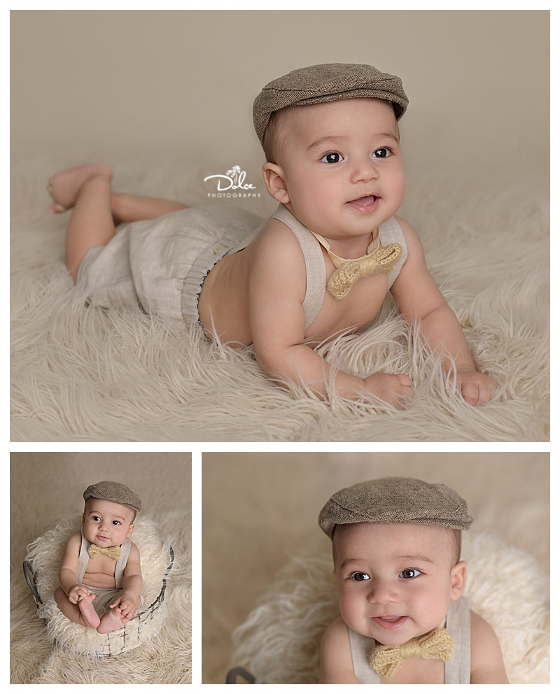 Brenda Granados 4 Month Old Baby Boy Portraits Palmview Texas Baby Photographer Dolce Photography